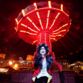 The Queen Mary brings you Sinister Circus