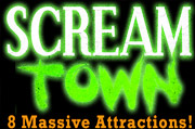 Scream Town Haunted House