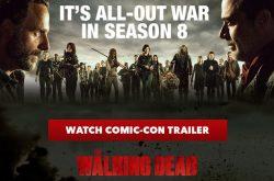 The Walking Dead Season 8 Trailer Released