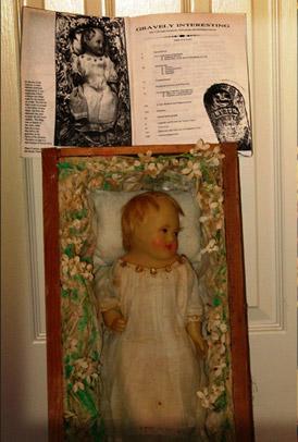 Haunted history of dolls