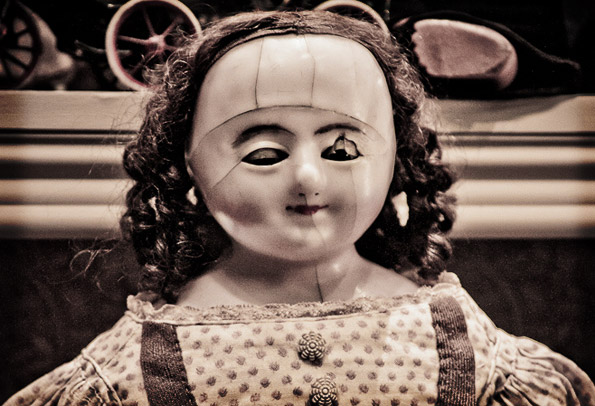 Haunted Dolls and Objects