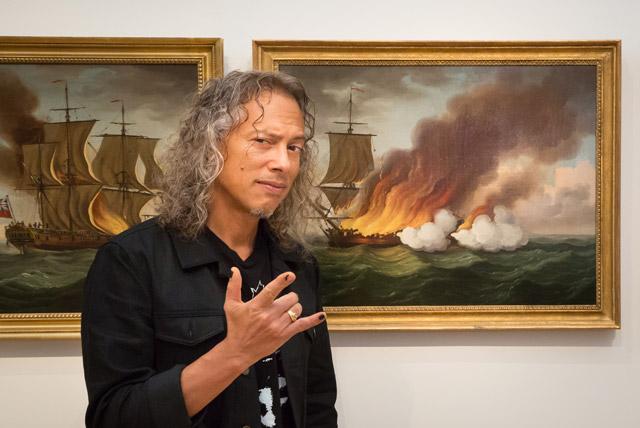 Kirk Hammett's It's Alive