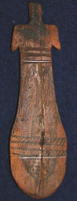 Egyptian Paddle Doll