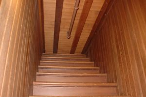 Stairs to Nowhere - Winchester Mystery House