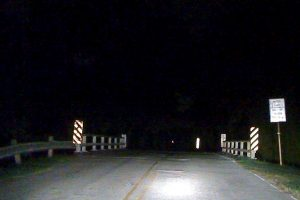 Patterson Road Bridge Haunted