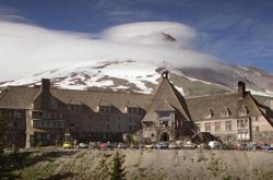 The Shining Hotel - Timberline Lodge