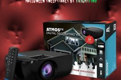 Atmosfx Halloween Contest Sweepstakes