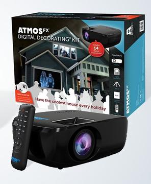 The AtmosFX Digital Decorating Kit