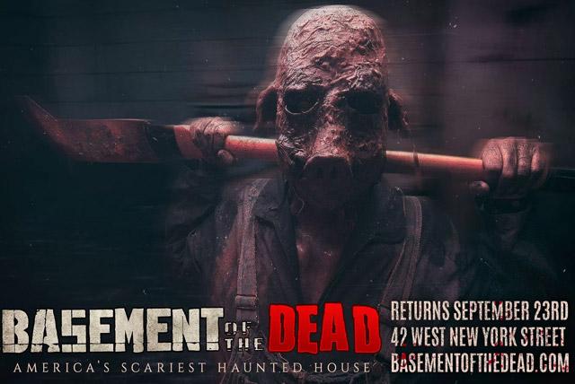 NIGHTMARES BASEMENT OF THE DEAD