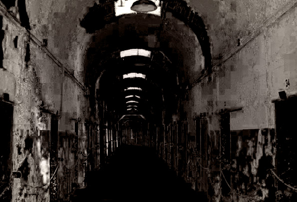 Ghosts of the Haunted Eastern State Penitentiary