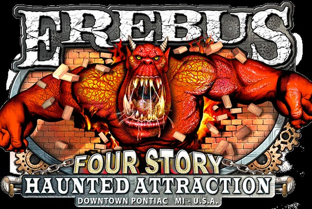 Erebus Haunted House