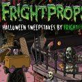 FrightProps Halloween Sweepstakes