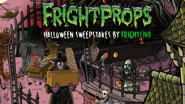 FrightProps Halloween Contest - FrightFind