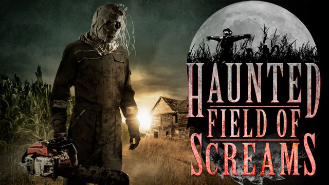 Haunted Field of Screams Haunted House