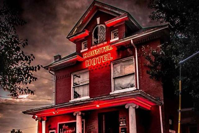THE HAUNTED HOTEL – KENTUCKY