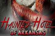 THE HAUNTED HOTEL OF ARKANSAS