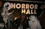 THE HORROR HALL
