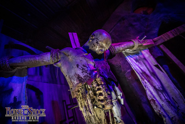 The House of Shock Haunted House