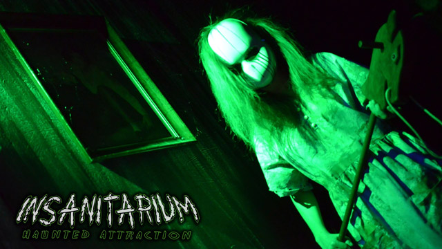 Insanitarium Haunted House