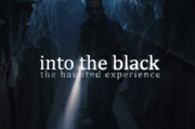 Into the Black Haunted House
