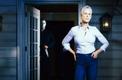 Jamie Lee Curtis Returns to Halloween