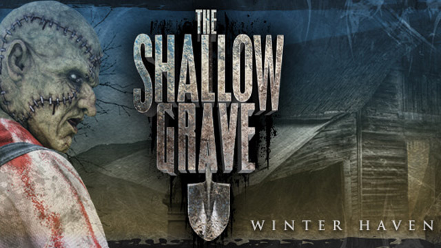 The Shallow Grave Haunted House