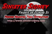 Sinister Sidney Haunted House