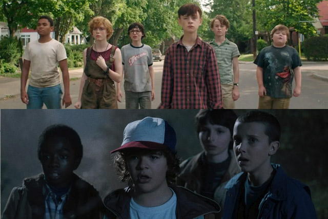 The Losers' Club Kids VS the Stranger Things Kids