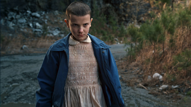 Stranger Things - Eleven Costume