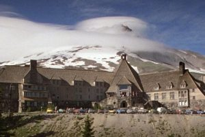 The Shining Hotel - Timberline Lodge in Oregon