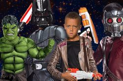 Top Halloween Costumes for Boys in 2017