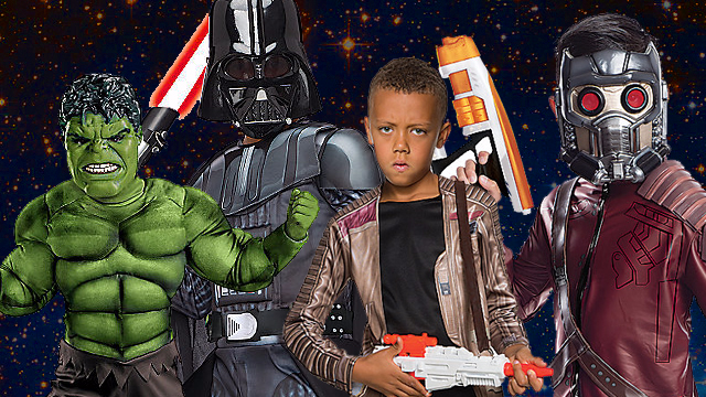 Top Halloween Costumes for Boys in 2017 - FrightFind