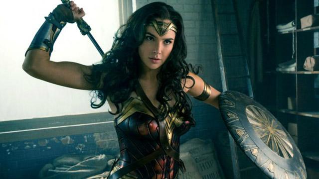 Wonder Woman Halloween