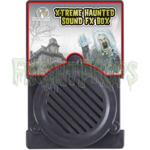 Fright Props - Xtreme Haunted Sound FX Box