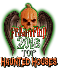 2018 Top Haunted Houses in America by FrightFind