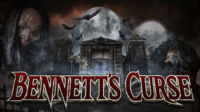 Bennett's Curse Haunted House in Maryland