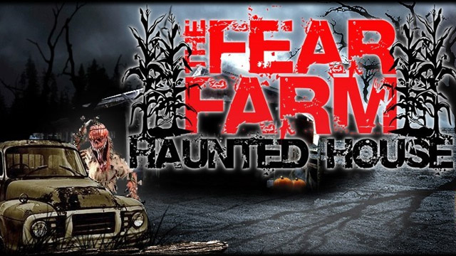 The Fear Farm Haunted House in South Carolina
