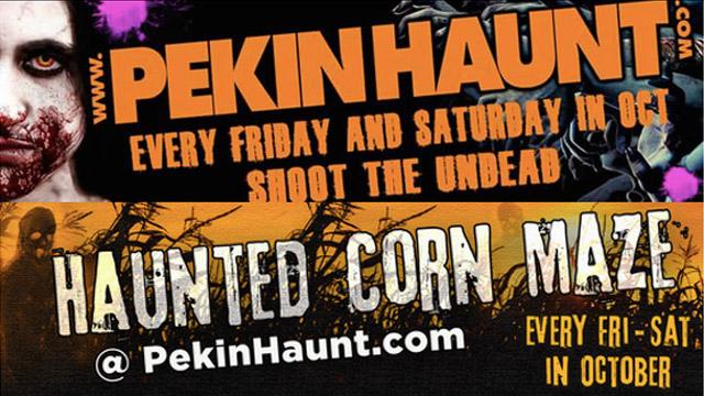 Pekin Haunt in Illinois