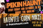 Pekin Haunt Haunted House