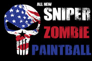 SNIPER ZOMBIE PAINTBALL