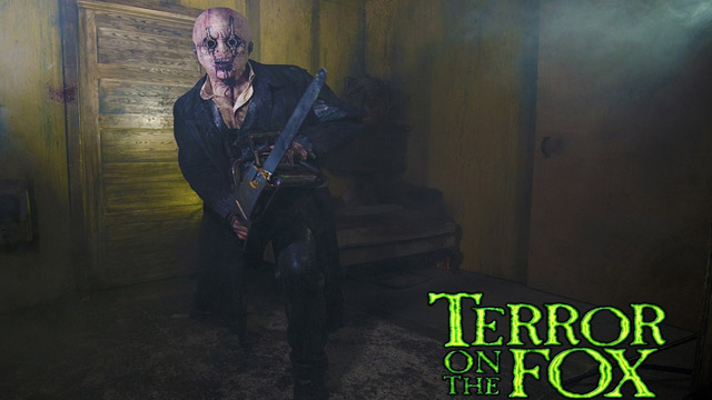 Terror on the Fox Haunted House in Wisconson