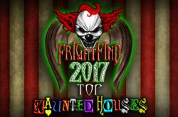 Top haunted houses in 2017