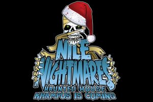 Nile Nightmares Haunted House Halloween in December