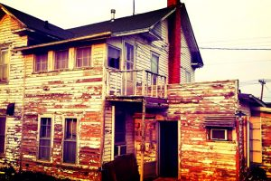 Haunted 1858 Garnett House Hotel