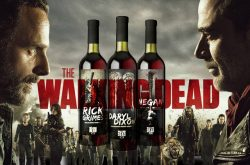 The Walking Dead Wine Collection