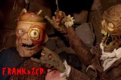 Frank and Zed: First Full Length Puppet Horror Film in 3 Decades