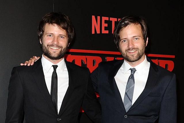The Duffer Brothers - Stranger Things Season 3
