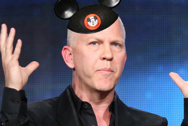 Ryan Murphy and the Disney Merger