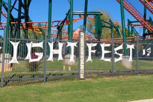 Frontier City FrightFest
