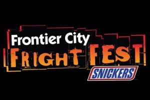 Frontier City Fright Fest haunted theme park in Oklahoma City, OK